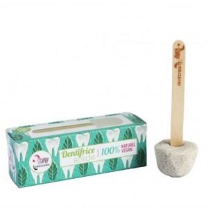 dentifrice solide à la menthe poivrée lamazuna
