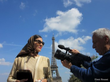 Photo: Eleni Roussi / Paris