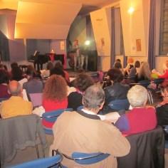 Photo: Association Archive / Performance in the Mmunicipal conservatory of Kalamata