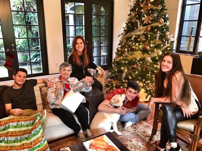 Navidad ultra familiar 2016 - María Celeste  María Celeste