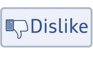 """El botón """"No me gusta"""" llega a Facebook"""