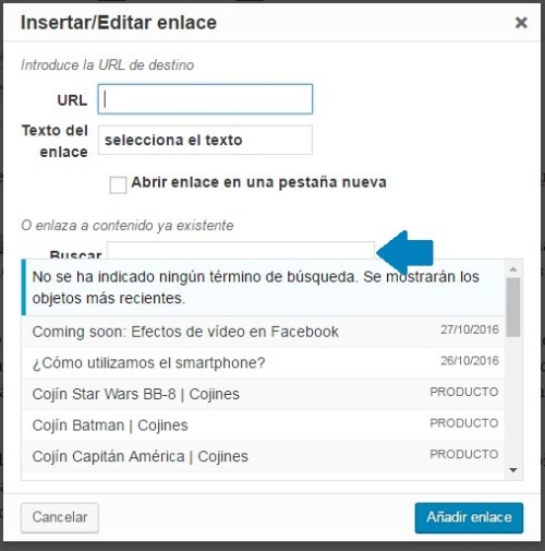 wordpress-link-herramientas-avanzadas-buscador