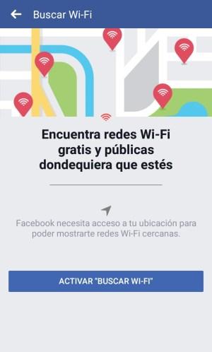 Cómo encontrar wifi gratis con la app de Facebook