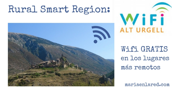 Rural Smart Region: internet en los sitios más remotos