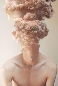 designinspiration smoking portrait