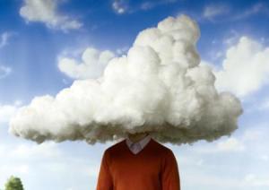 cabeça nas nuvens 2