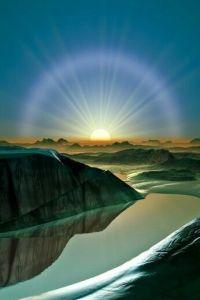 sol nascente