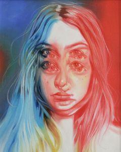 Way Up - Alex Garant Art - Reprodução