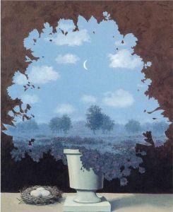 Rene Magritte - Reprodução