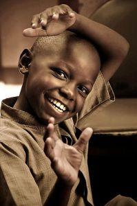 Criança Keniana - Dvlazar - Reprodução