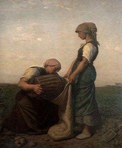 Jules Breton - Reprodução