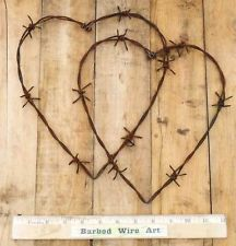 Barbed Wire Art - Reprodução