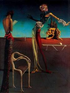 Salvador Dalí___