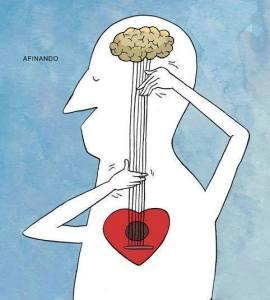 afinando cabeça e coração