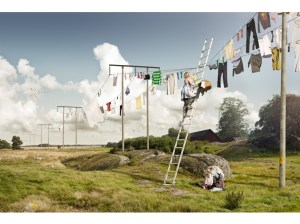 eric johanssen - big laundry day
