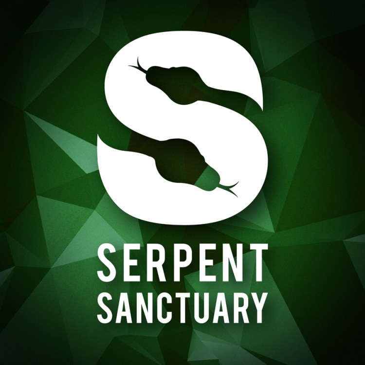 Serpent Sanctuary Logo