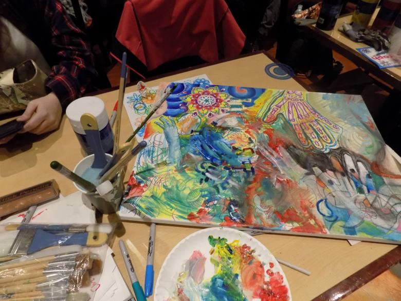 Artists Making Art Jan 3