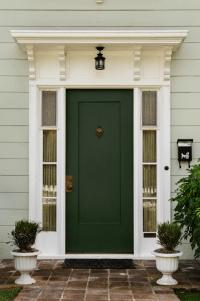 Ten Best Front Door Colours for your House - Maria Killam ...