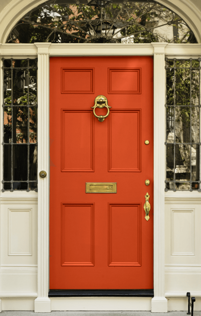 Ten Best Front Door Colours For Your House - Maria Killam