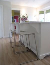 The Counter Stools in my Kitchen - Maria Killam - The True ...