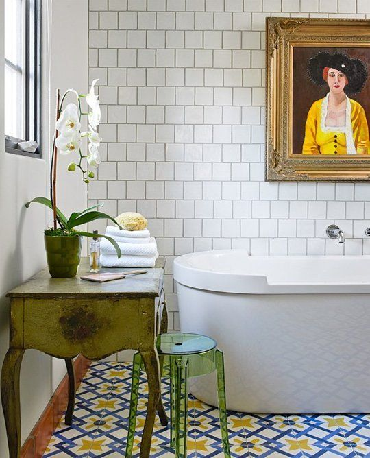 Badkamer Marokkaanse Stijl Encaustic Tiles: Should You Embrace The Trend? - Maria