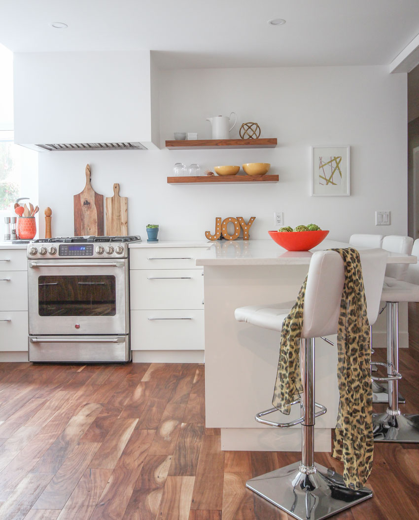 See The Hidden Beauty In This Modern Kitchen Renovation