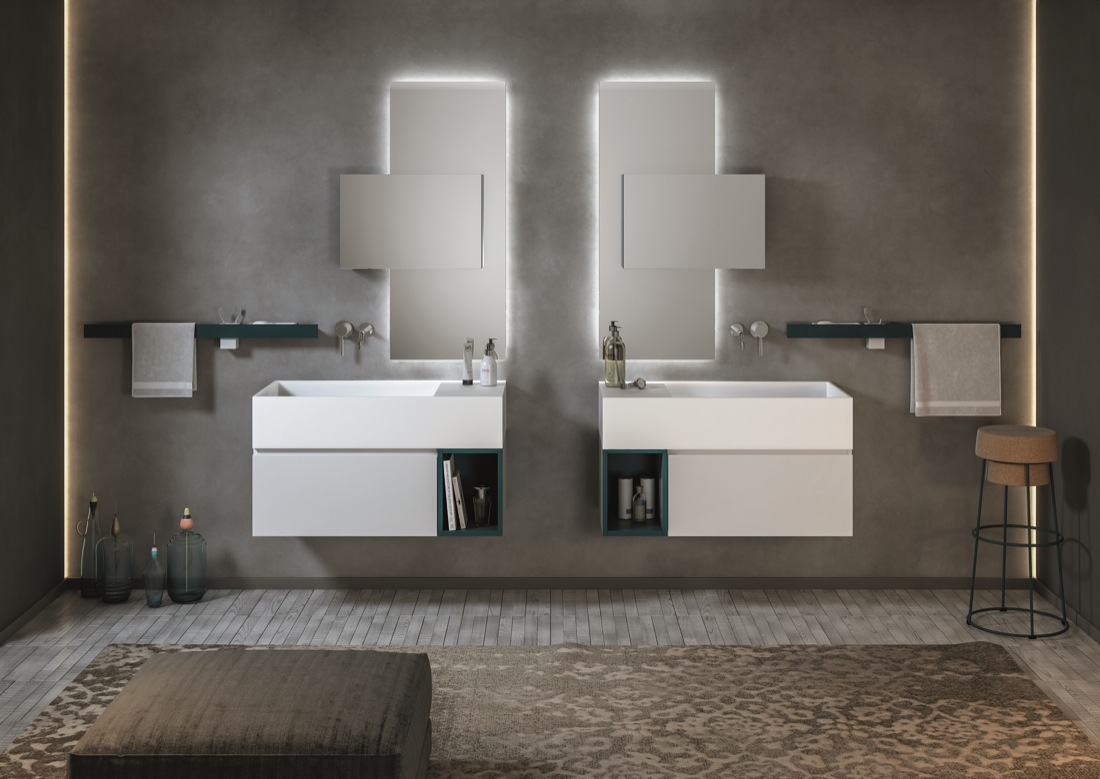 Bagno A Design Moma Design Custom Bathroom Solutions Made In Italy