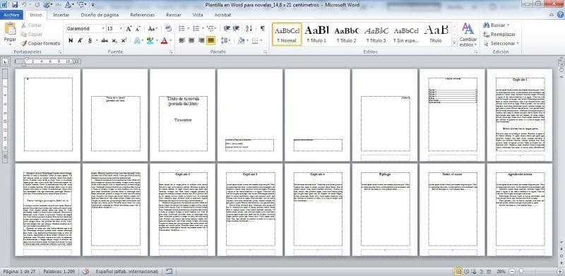 Cómo Redactar Informe Técnico Enriquealariovalor creativo informes