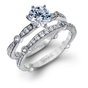 Simon G Engagement Rings Oakville
