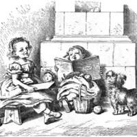 La lecture aux miniatures