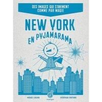 Livre à rayures: New York en pyjamarama