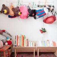 Une famille de quatre, un petit espace, beaucoup de belles idées