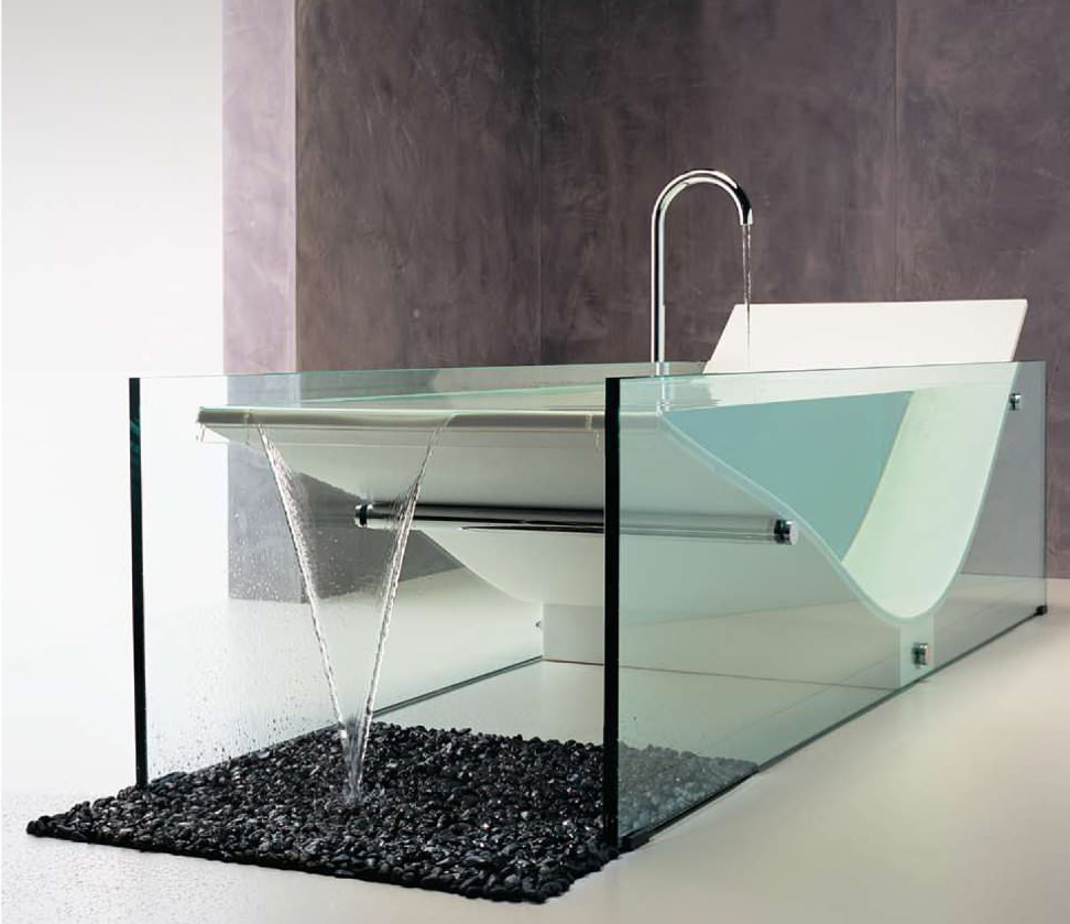 "Designer Badewanne ""oh That Tub!"" - Contemporary Baths For Home Design"