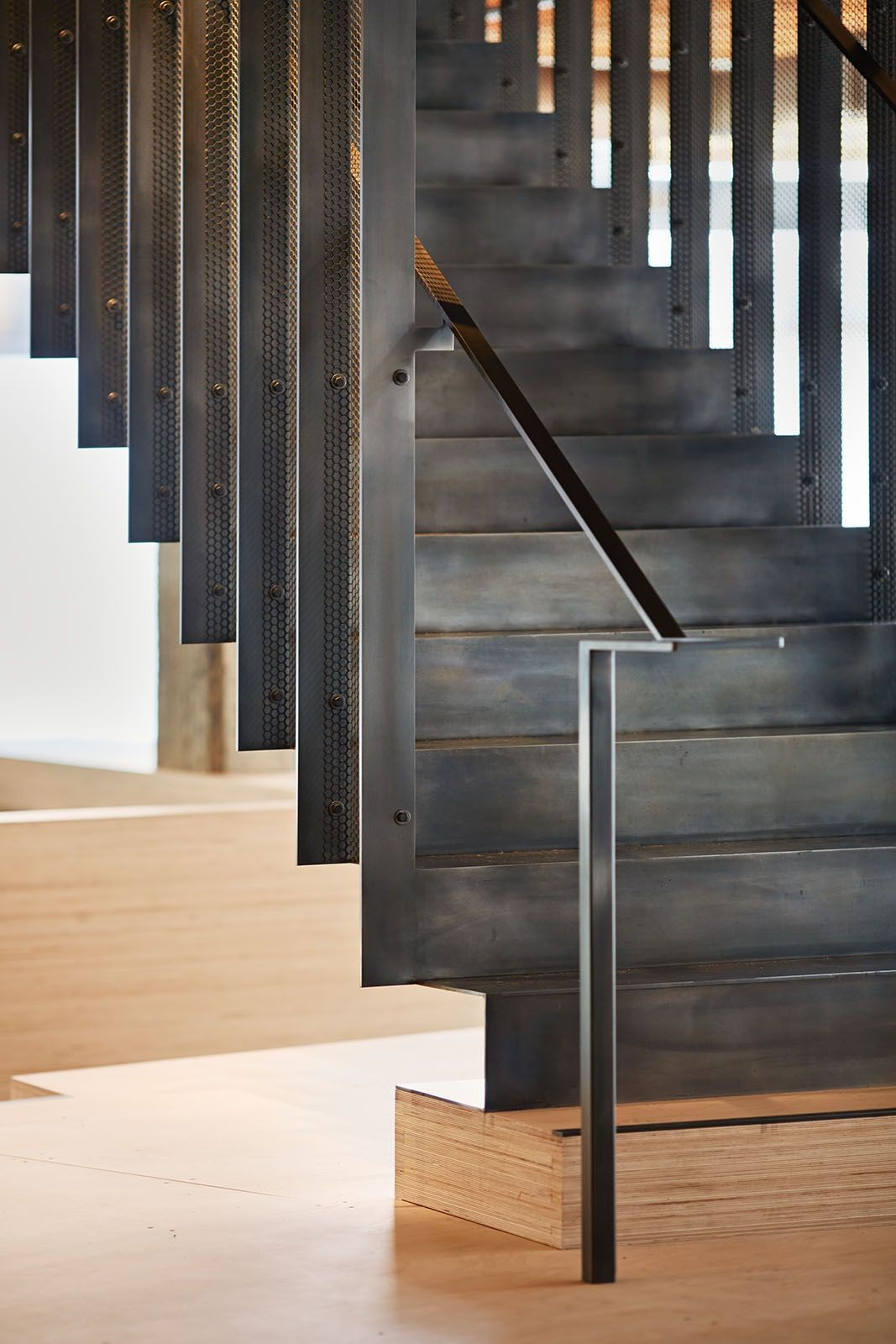 Stairs Designer Modern Stair Design Continuous 43 Crazy Cool Studio Mm