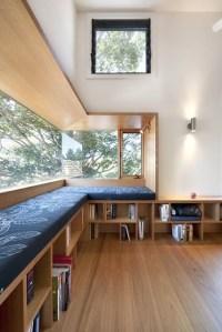 Residential Design Inspiration: Modern Window Seat ...