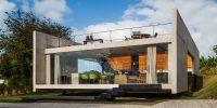 Residential Design Inspiration: Modern Concrete Homes ...