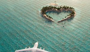 Saint Valentin voyage Insdigbord