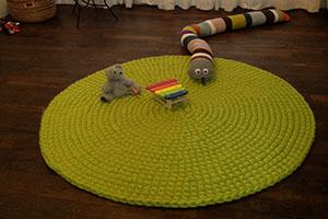 Teppiche für das Kinderzimmer