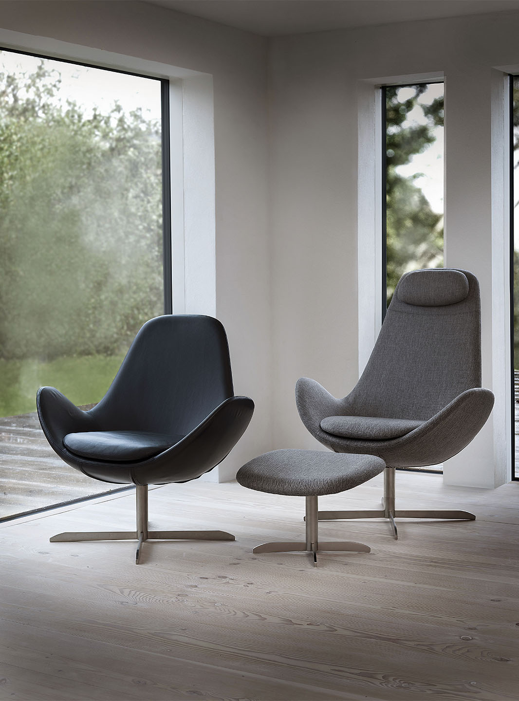 Fauteuils Ghost Fauteuil Ghost | Mariette Clermont