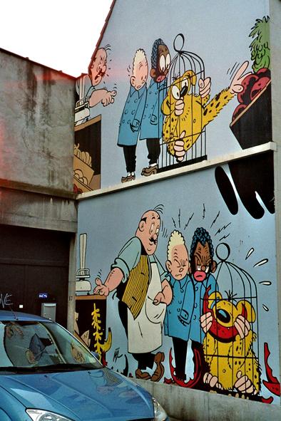 België Brussel CN500006 © Marilène Dubois 2007