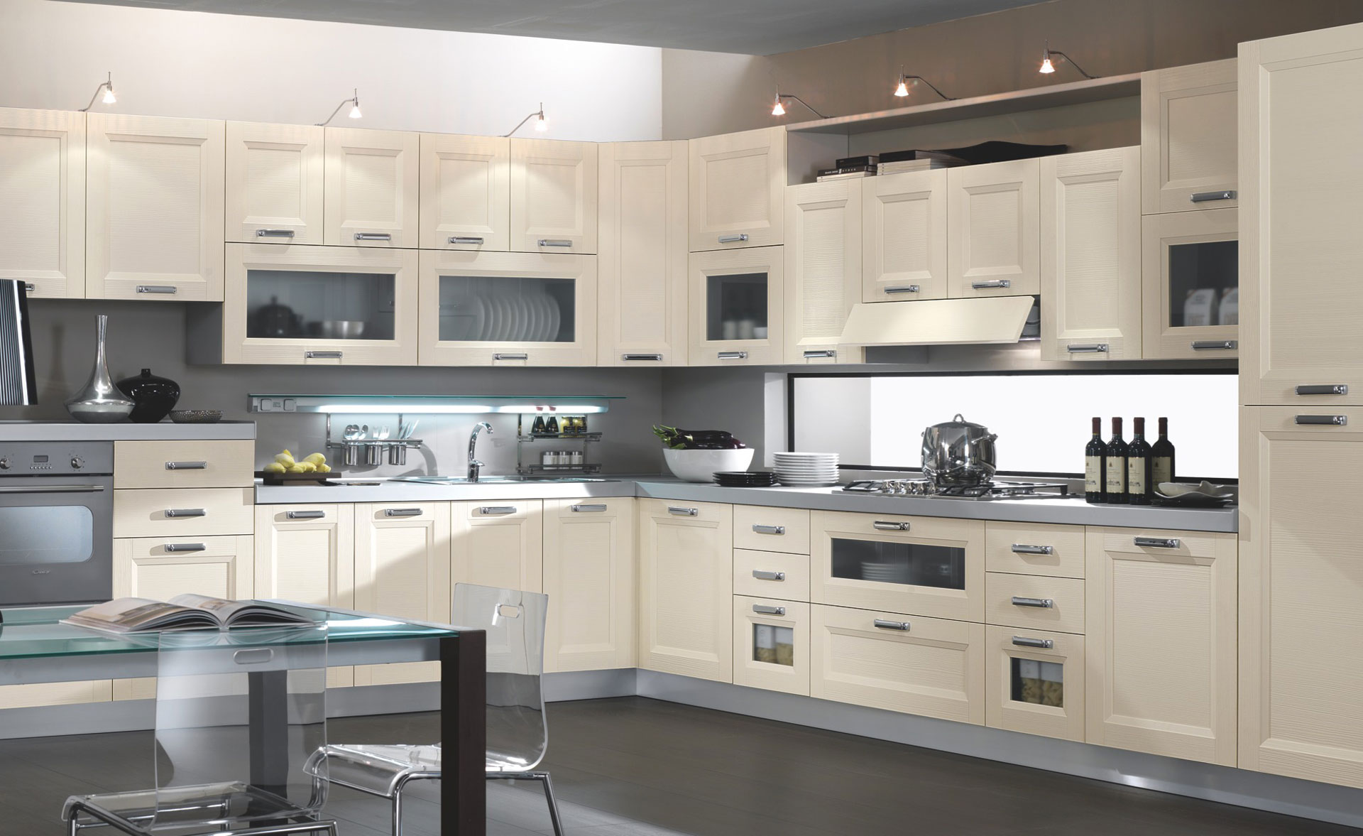 Cucine Moderne Con Faretti