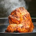 Peach & Basil Grilled Chicken