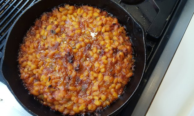Coca-Cola Chipotle Bacon Baked Beans