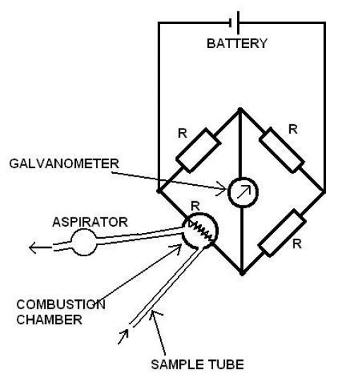 gas welding circuit diagram