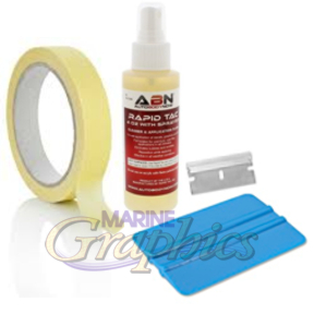 vinyl graphics installation kit 1 - Installation kit