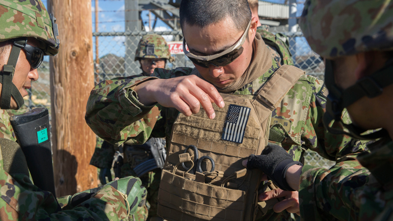 Marine Corps Looks to Make Job-Specific Gear - marines infantry assaultman