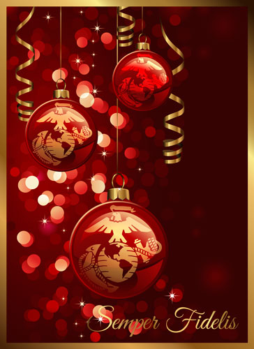 Car Wallpaper Slideshow Christmas Cards Red Gold Variety Ega Pkg Of 12