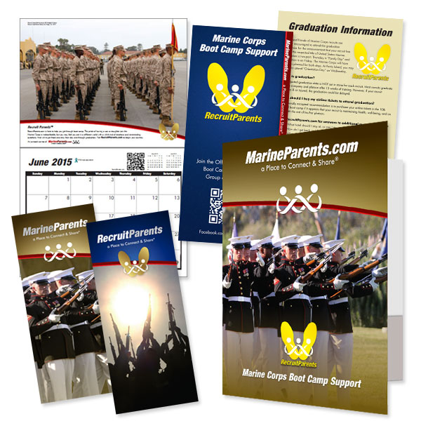 Announcements from RecruitParents Marine Corps Bootcamp Recruit