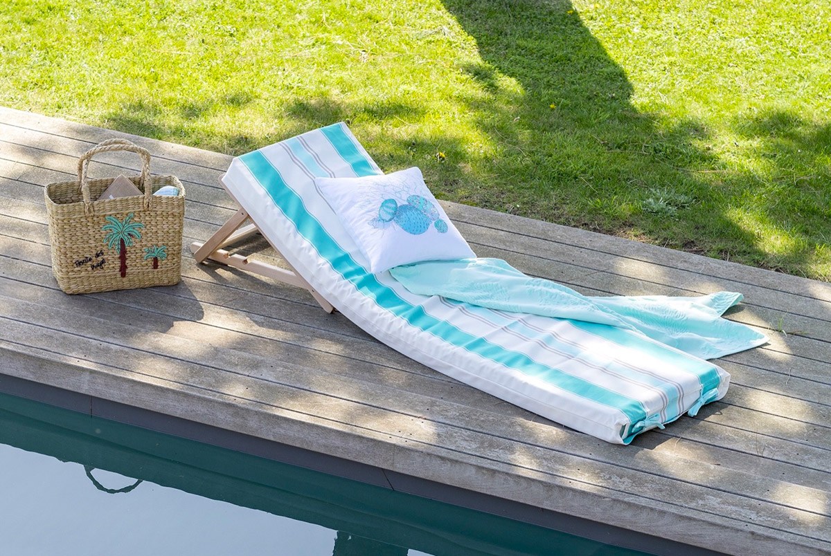 Piscin Lot Housse Piscine Protection Matelas Mousse