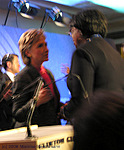 Hillary Clinton 2006 Clinton Global Initiative